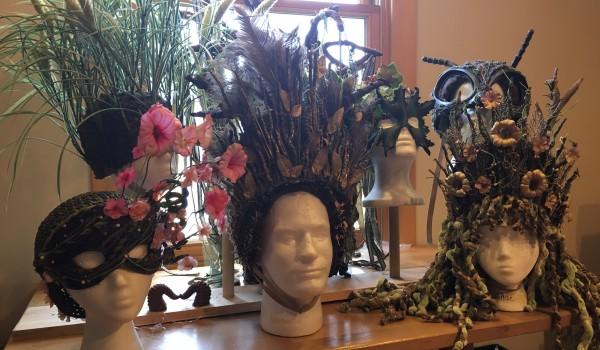 Door Shakespeare Headpieces