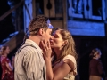 Steven Lee Johnson and Heather Chrisler in Romeo & Juliet