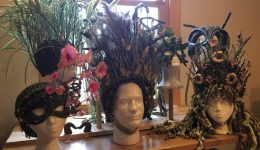 Door Shakespeare Headpieces