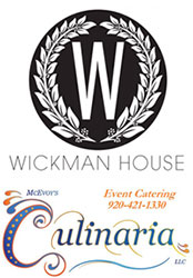 Sponsors Wickman House and Culinaria