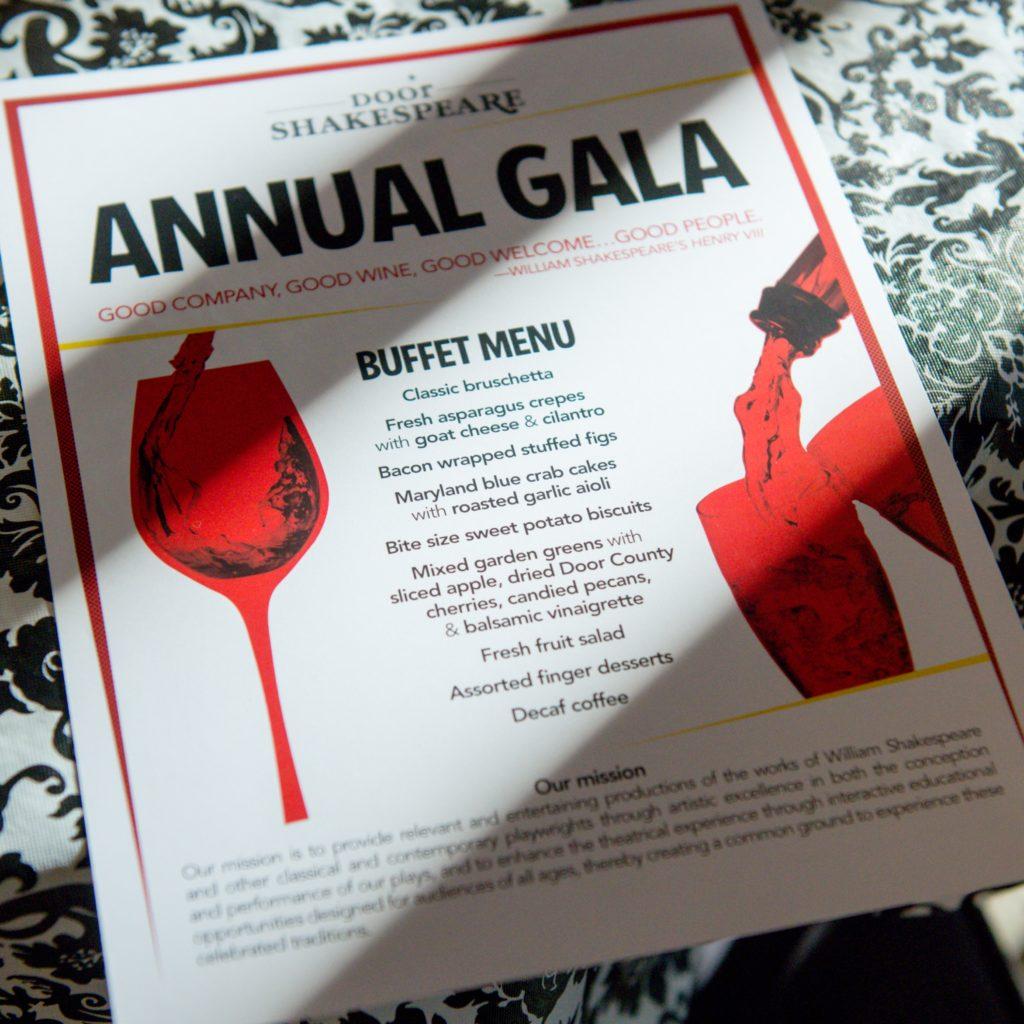 Annual Gala, August 4, 2019